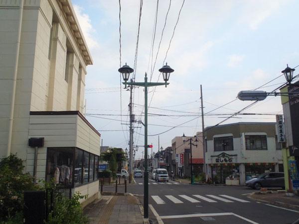 街路灯設備