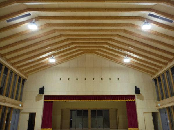 屋内照明設備