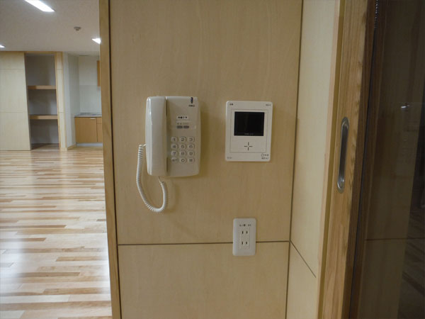 電話機設備