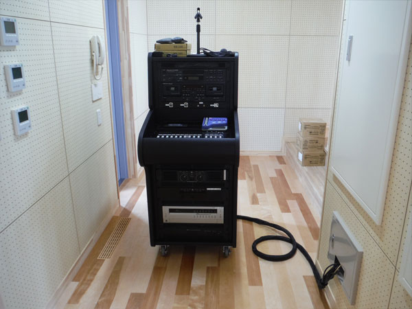放送機器設備